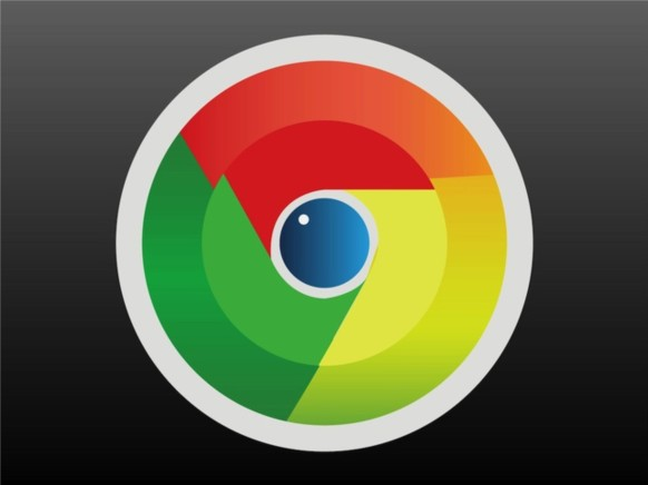 Google Chrome Logo vector graphic free download.