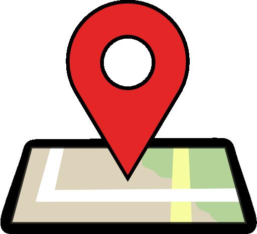 Map Clip Art.