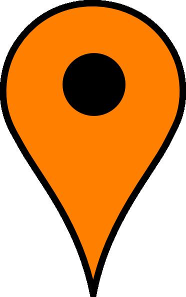 Map Marker Clip Art at Clker.com.