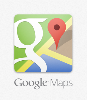 Google Maps App For iPhone Upgrade Adds Local Icons, Google Contacts.