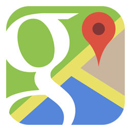 Google Maps Icon.