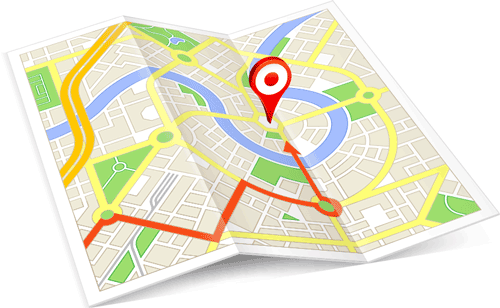 Download Maps Icons Png #8223.