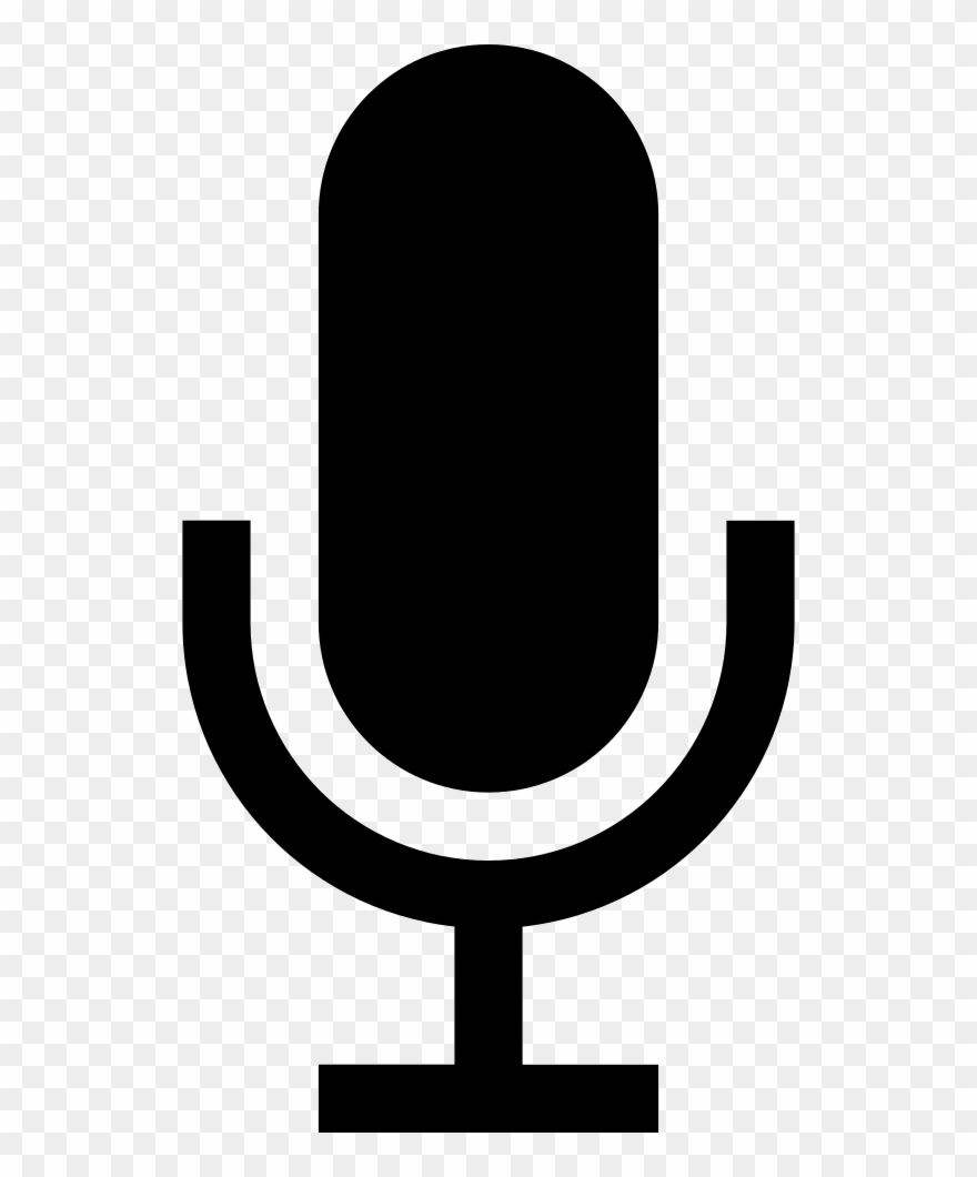 Mic Svg Png Icon Free Download.