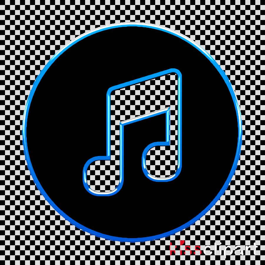 media icon music icon network icon clipart.