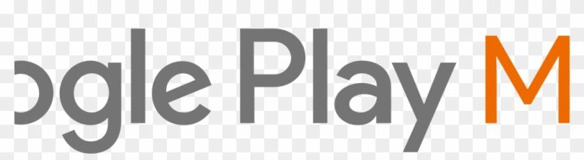 Google Play Music Logo.