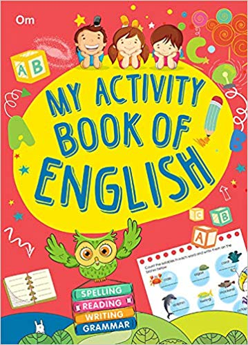 Buy My Activity Book of English Book Online at Low Prices in.