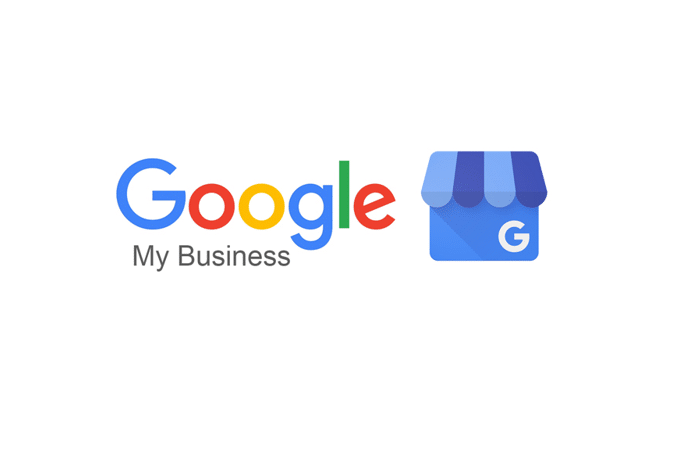 Setting up Google My Business.