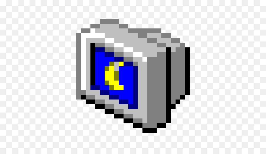 Pixel Art Logo clipart.