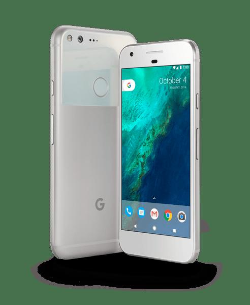 Google Pixel 1 PNG Image.
