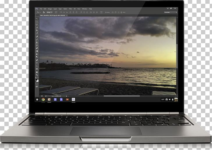 Laptop Chromebook Pixel Chrome OS PNG, Clipart, Adobe.