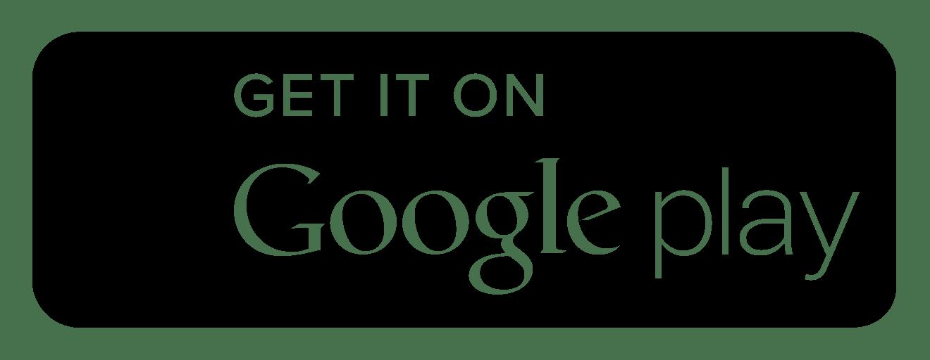Google Play Button transparent PNG.