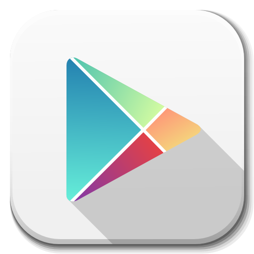 Apps Google Play B Icon.