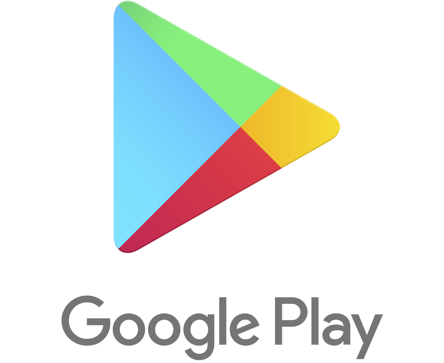 Google Play Store picks up a new icon and notifications.
