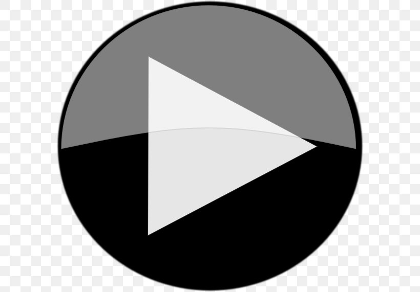 YouTube Play Button Clip Art, PNG, 600x571px, Button, Black.