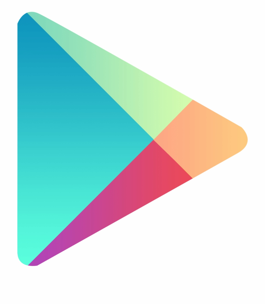 Google Play Play Store Logo Transparent Background.