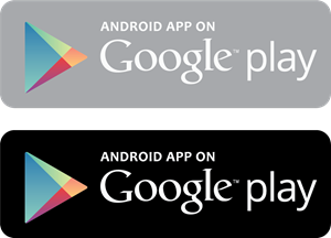Android app on Google play Logo Vector (.EPS) Free Download.