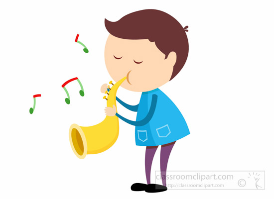 Play Music Clipart.