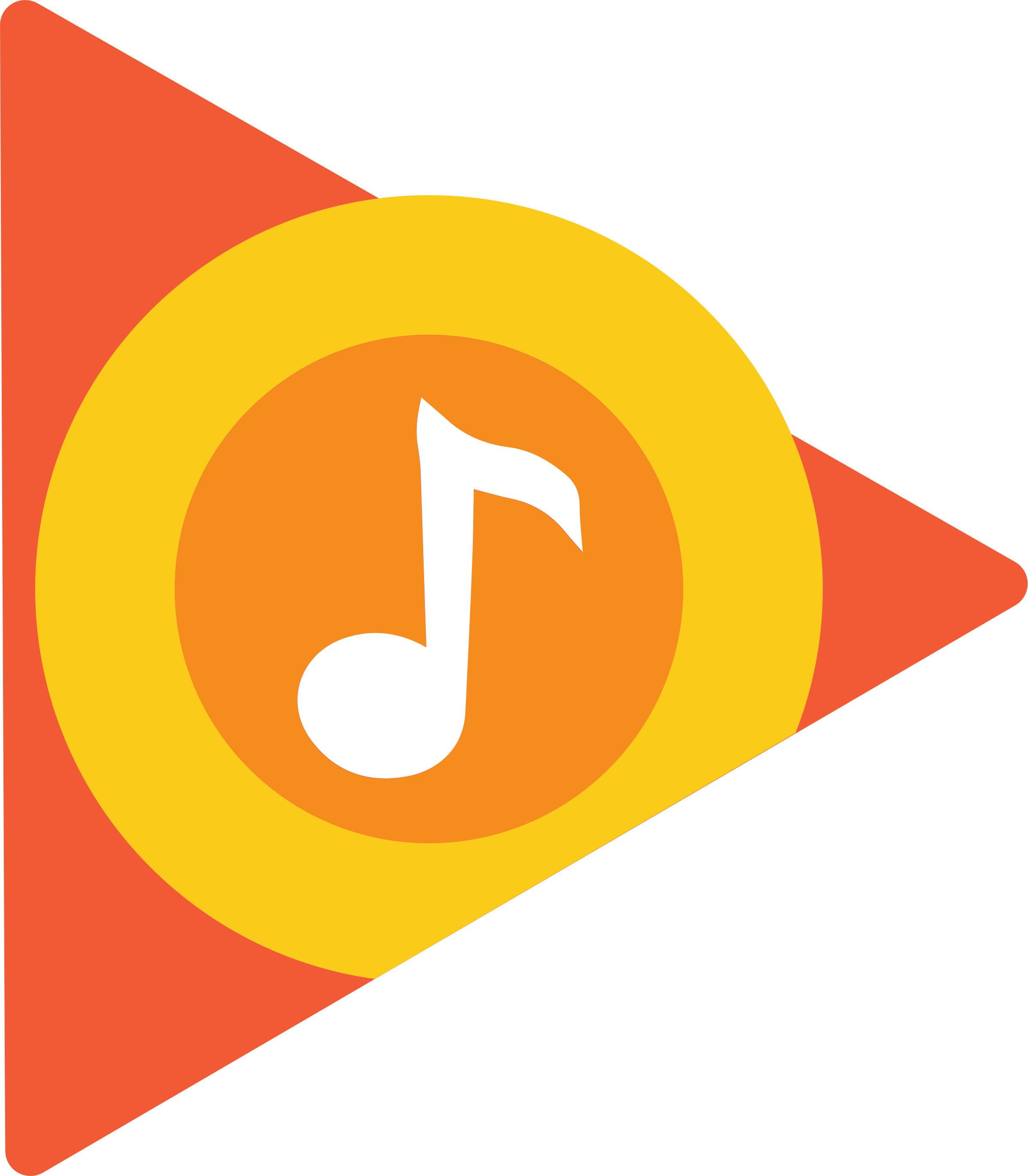 Google Play Music Logo PNG Transparent & SVG Vector.