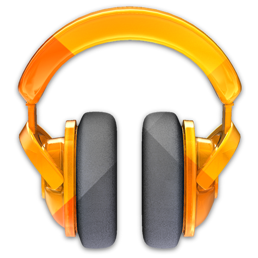 Google Play Music Icon.