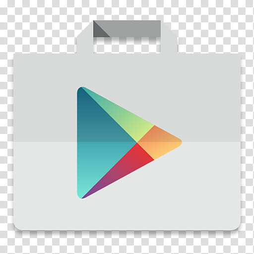 Android Lollipop Icons, Play Store, Google Playstore icon.