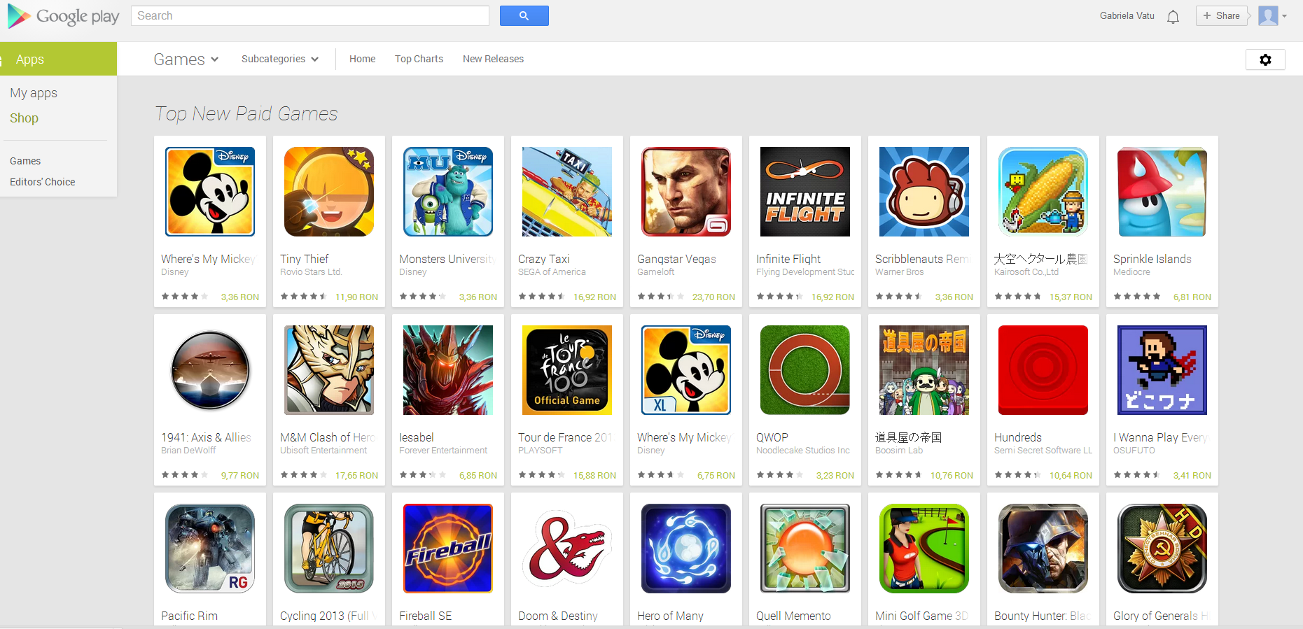 New Web Google Play Store Is Faster, Nicer and Easier to Browse.