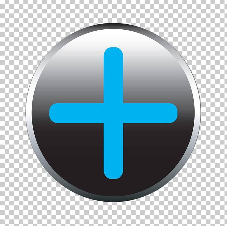 Button + Plus And Minus Signs PNG, Clipart, Background Black.