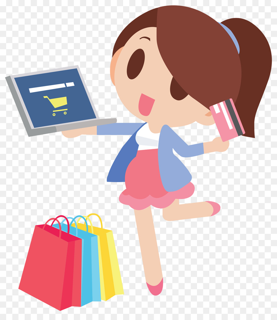 Online Shopping clipart.
