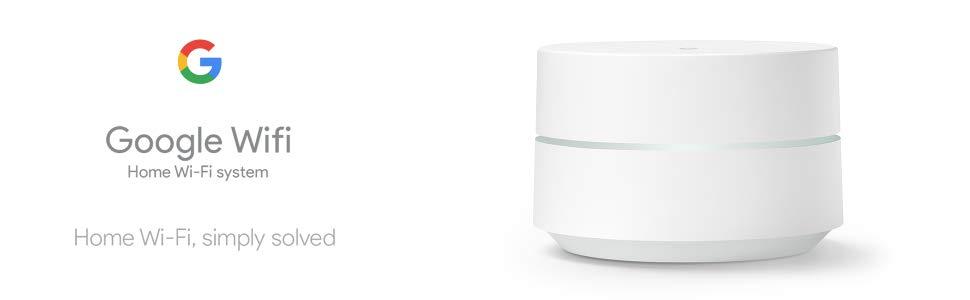 Google WiFi system, 3.