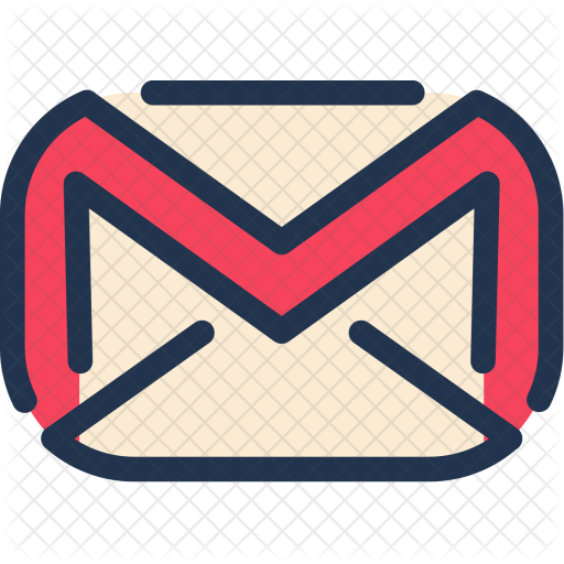 Gmail, Google, Mail Icon.