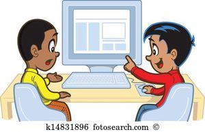 Googling Clip Art and Illustration. 5 googling clipart vector EPS.