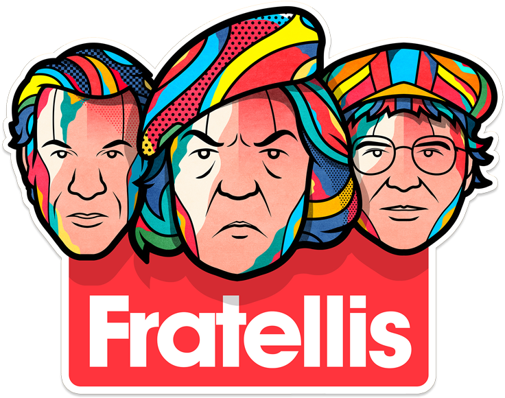 Goonies The Fratellis Clipart.
