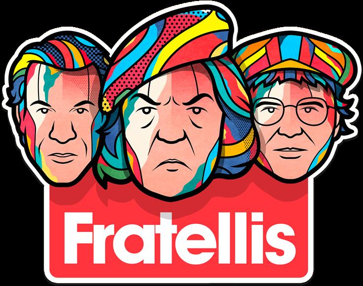 Goonies The Fratellis Clipart.