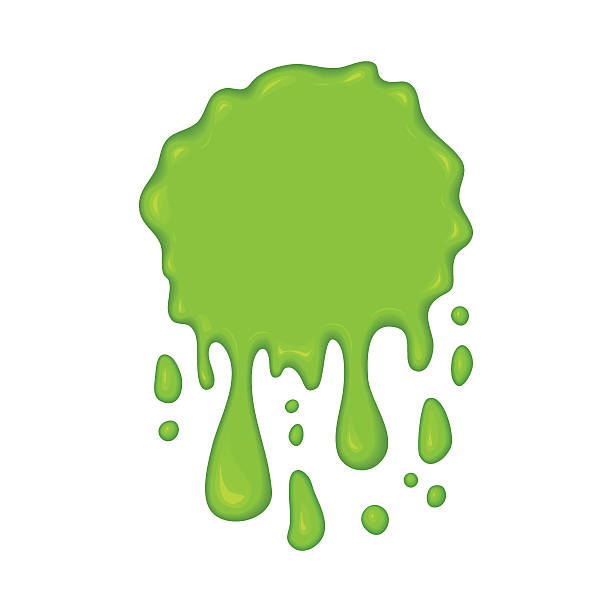332 Slime free clipart.