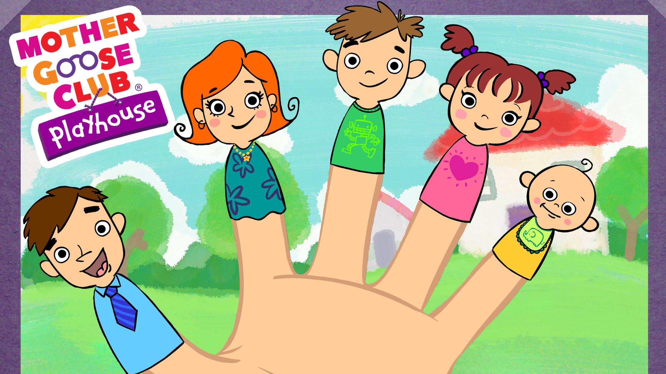 The Finger Family.