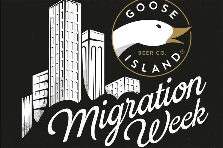 Goose Island to host beer.