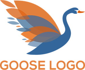 Goose Logo Vector (.EPS) Free Download.