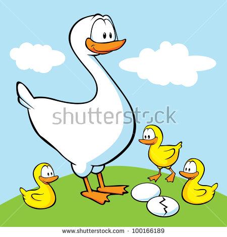 """""""goose Cartoon"""" Stock Photos, Royalty."""