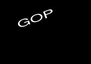 Gop Elephant Clip Art at Clker.com.