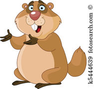 Gopher Clip Art and Illustration. 227 gopher clipart vector EPS.