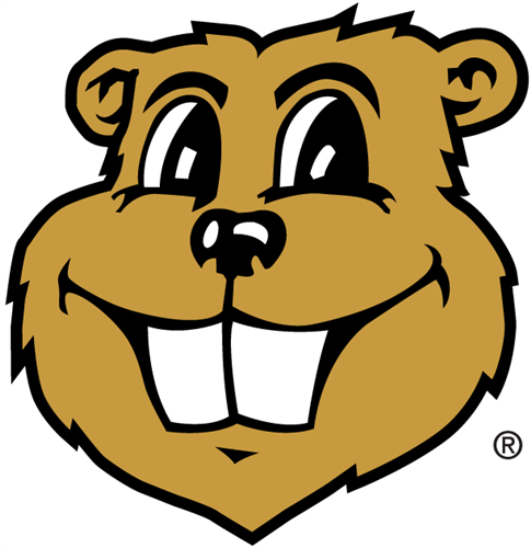 Goldy gopher clipart.