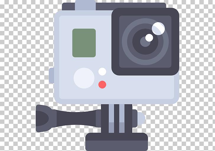 GoPro Scalable Graphics Icon, Cartoon Camera, action camera.