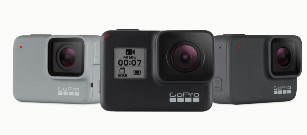 Everything You Need To Know About The GoPro Hero 7 Line.