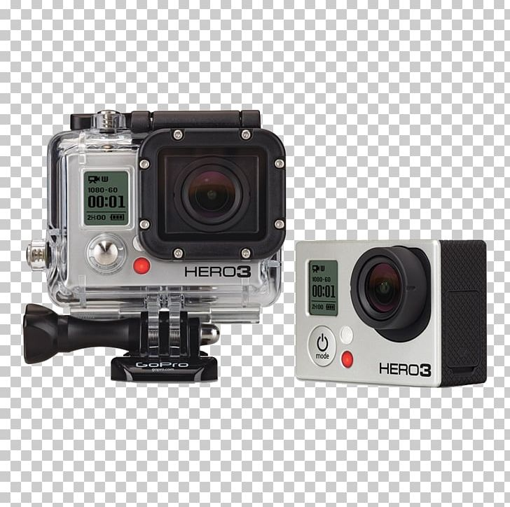 GoPro HERO3 Black Edition Action Camera PNG, Clipart, Action.