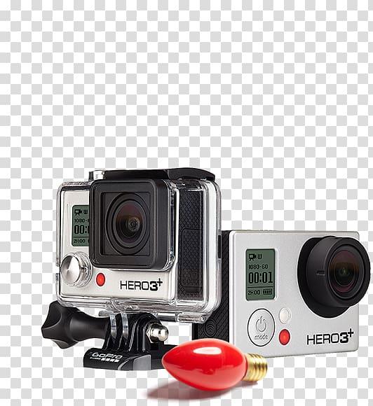 GoPro HERO3 Black Edition GoPro HERO3+ Silver Edition GoPro.