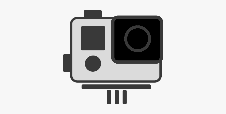 Gopro Hero Camera Png.