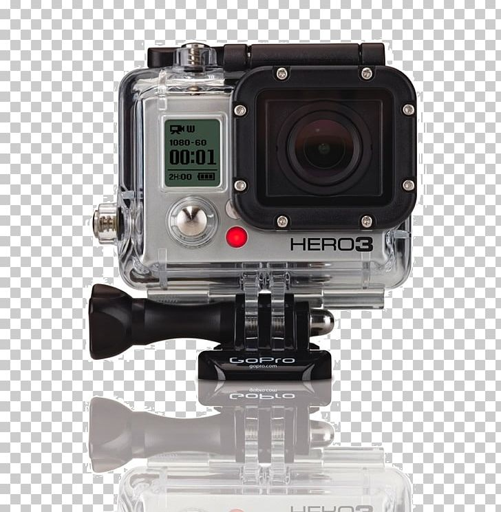 GoPro HERO3 Black Edition GoPro HERO3 Silver Edition Camera.
