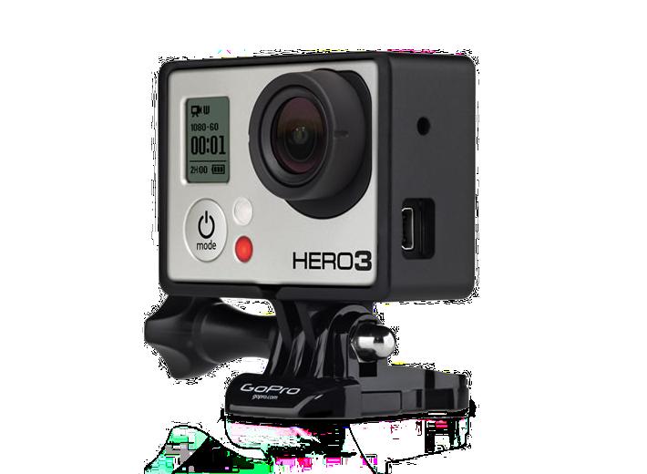 Download Free png GoPro Hero 3 camera PNG.