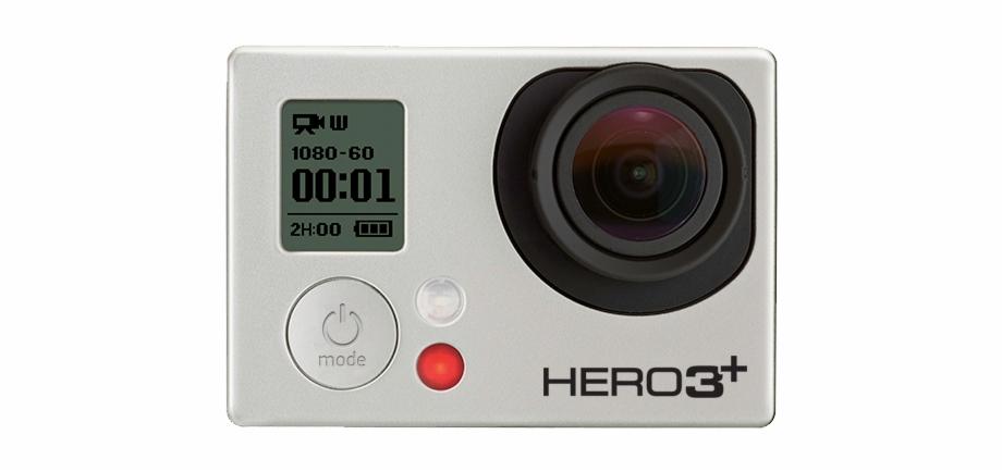 Gopro Hero 3 Camera Png.