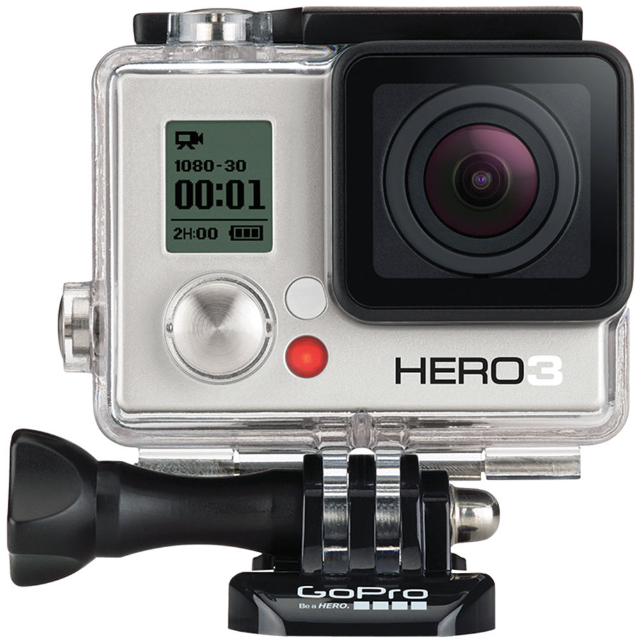 Rent GoPro Hero 3+ Action Camera Kit in Parker, CO.