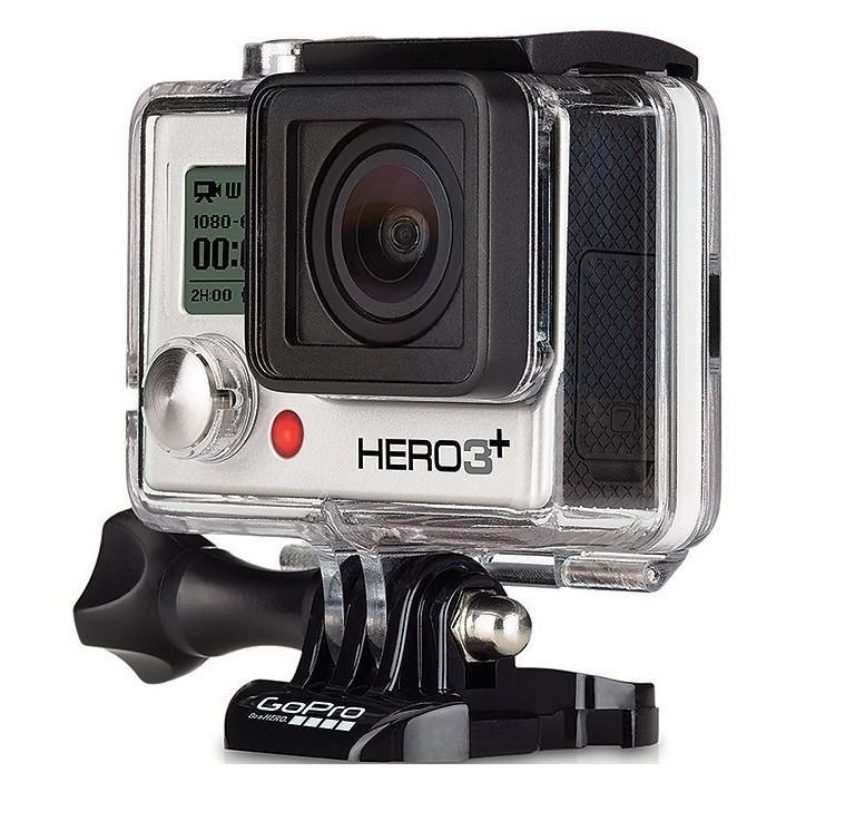 GoPro Hero 3 White vs Hero 3+ Silver.